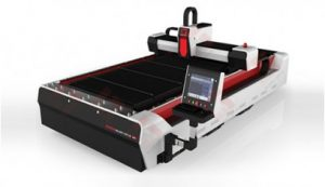 Fiber Metal Laser Cutting Machine GS-2513