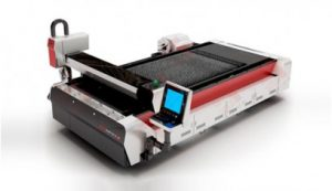 GS-3015G Fiber Laser Cutting Machine For Metal Tube And Plate